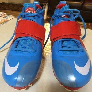 Nike Huarache 3 Lax Lacrosse 11.5 Men's Cleats